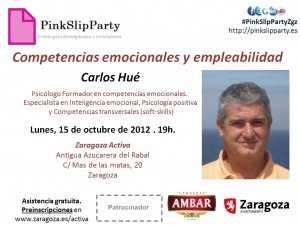 4ª PINK SLIP PARTY ZARAGOZA 15/10/2012