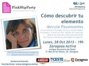 7ª PINK SLIP PARTY ZARAGOZA 28/10/2013