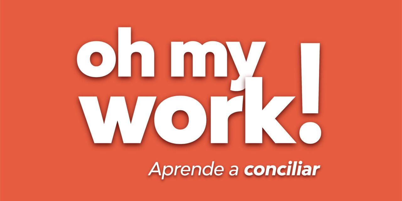 ENTREVISTA A DANIEL BLAS Y ENRIQUE ACOSTA  DE LA STARTUP OH MY WORK
