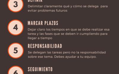 INFOGRAFÍA 10 CLAVES DE LA DELEGACIÓN EN LAS EMPRESAS