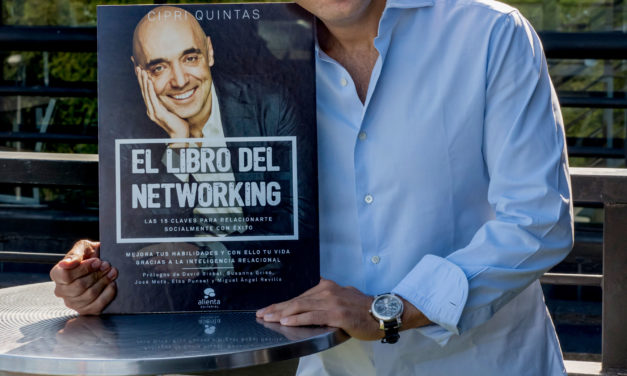 ENTREVISTA A CIPRI QUINTAS AUTOR DEL LIBRO DEL NETWOKING