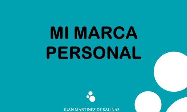 TALLER MI MARCA PERSONAL