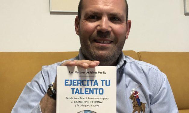 LANZAMIENTO DE MI LIBRO EJERCITA TU TALENTO