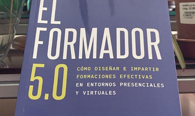 """ENTREVISTA A DAVID BARREDA POR SU LIBRO EL """"FORMADOR 5.0"""""""